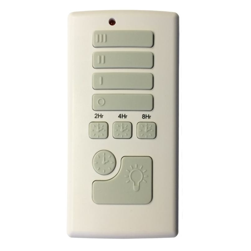 Harbor Breeze Off White Handheld Universal Ceiling Fan Remote