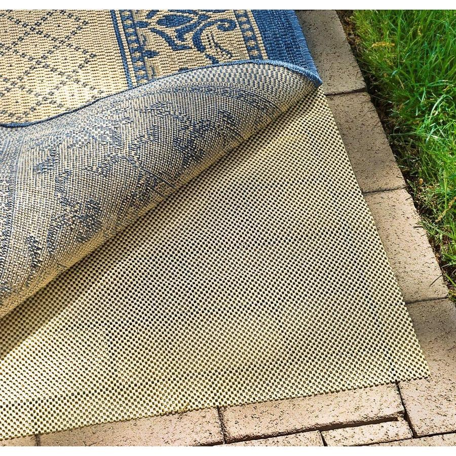 outdoor rug pads at lowes com