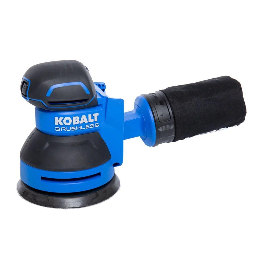 Kobalt Sanders Polishers At Lowes Com
