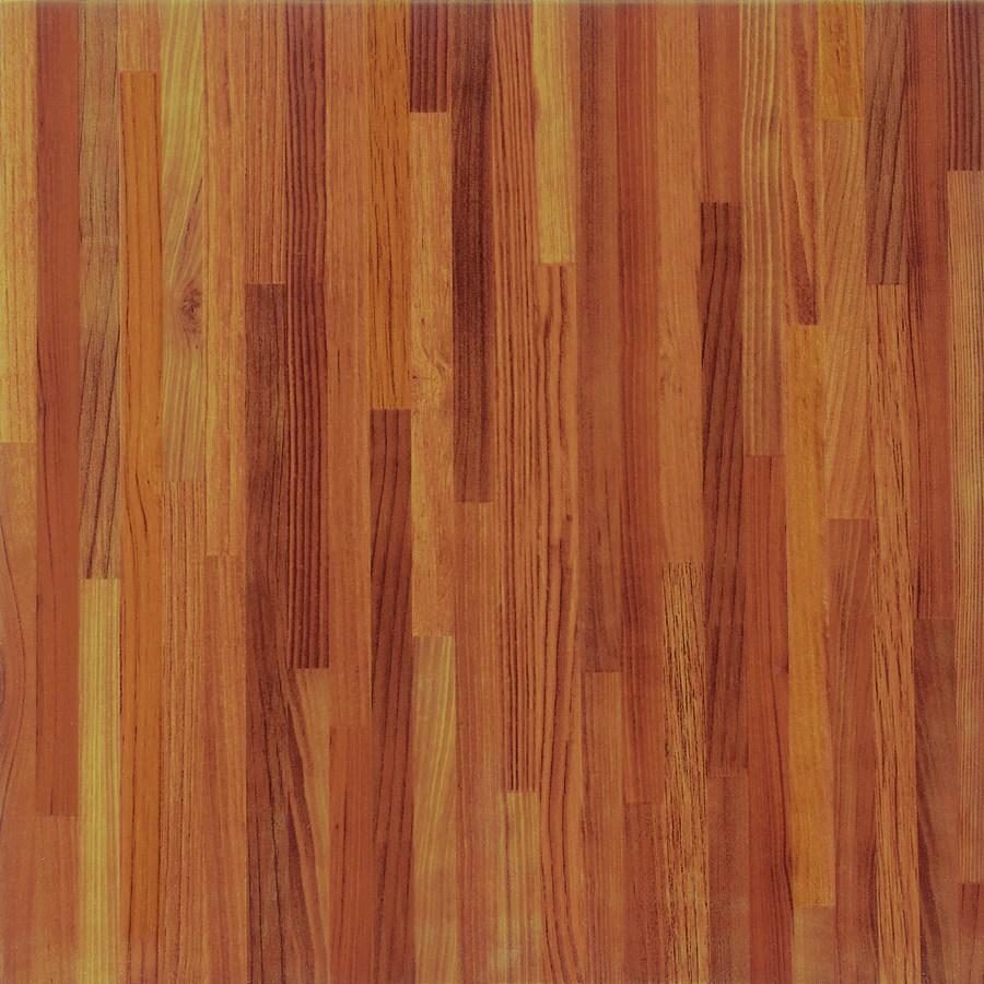 porcelanite gunstock glazed ceramic wood look floor tile lowes com