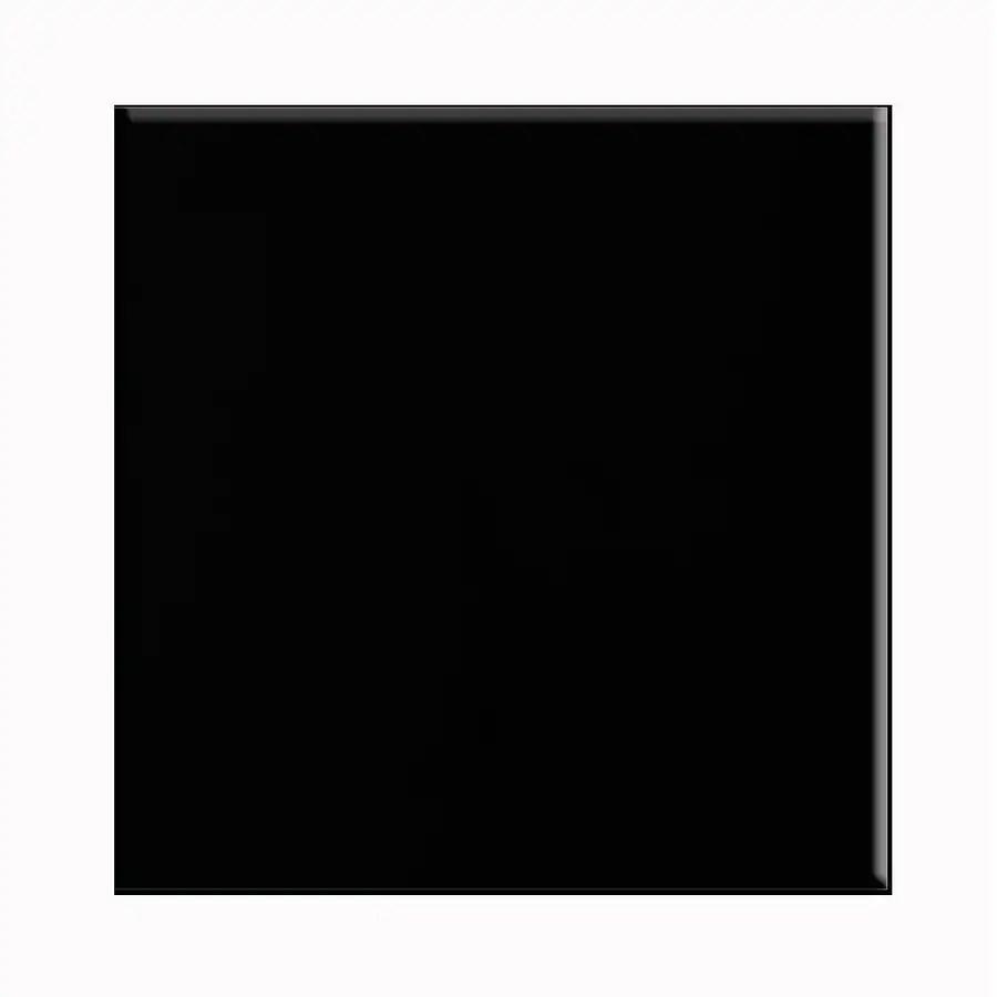 https www lowes com pd porcelanite 15 pack black 12 in x 12 in glazed ceramic floor tile 50449944