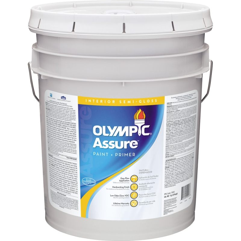 How Much Does 5 Gallons Of Interior Paint Cost