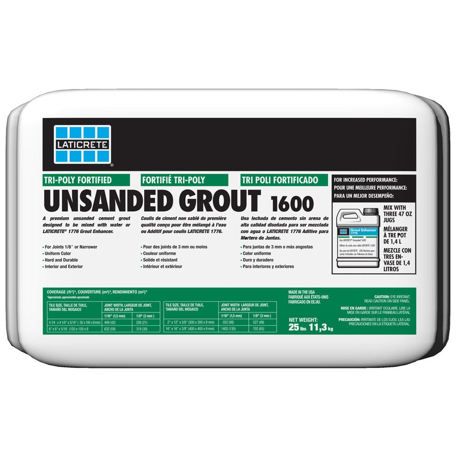 Item 49472 Model 1542-0025-2. Laticrete 25 Lbs Parchment Unsanded Powder Grout In The Grout Department At Lowes Com