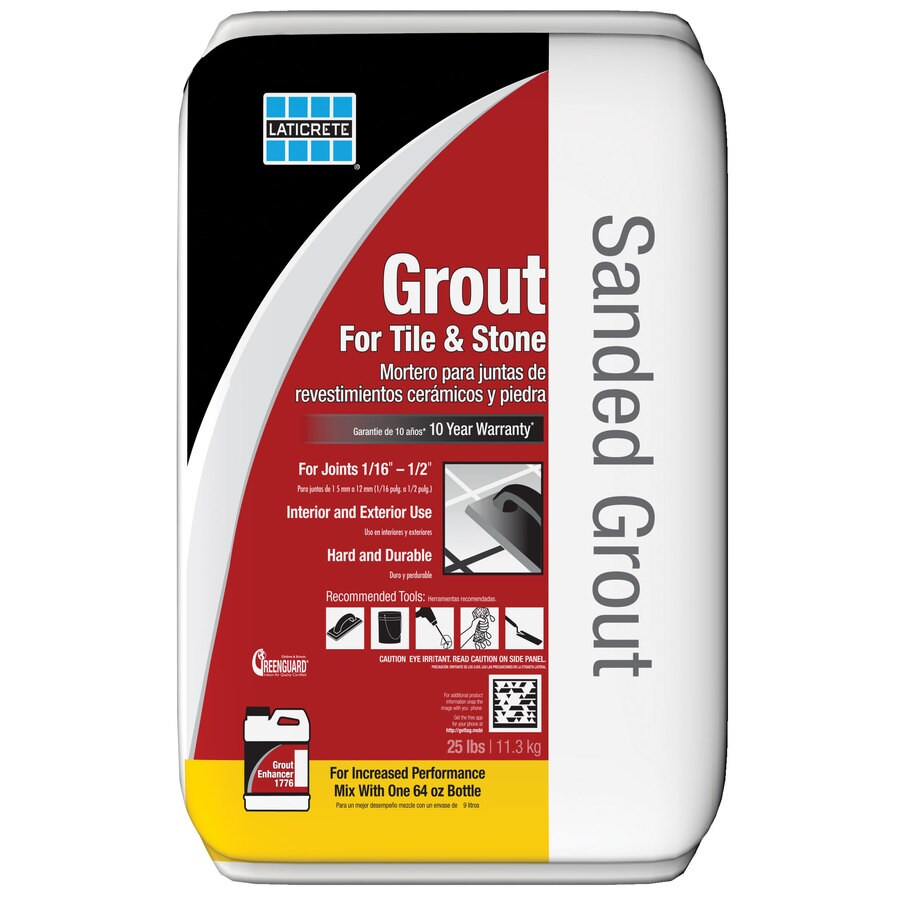 Super Flex Premium Performance Universal Latex-Modified Thin-Set Mortar. Laticrete 25 Lbs Light Pewter Sanded Powder Grout In The Grout Department At Lowes Com