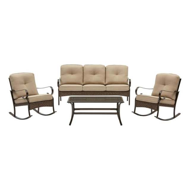 patio furniture sets at lowes