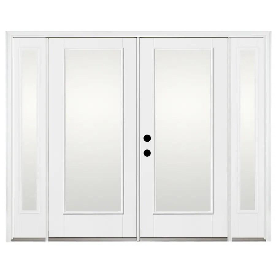 therma tru benchmark doors 95 in x 80