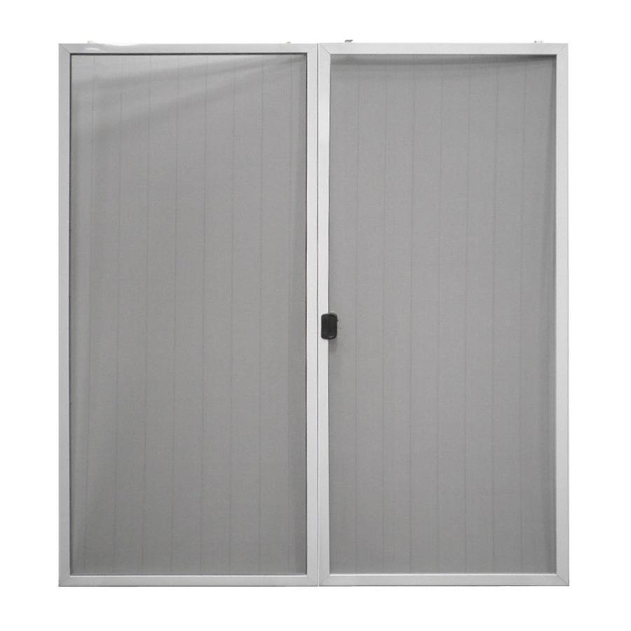 Shop Reliabilt Aluminum Sliding Screen Door Common 72 In