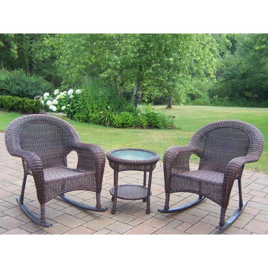 resin wicker patio furniture sets at