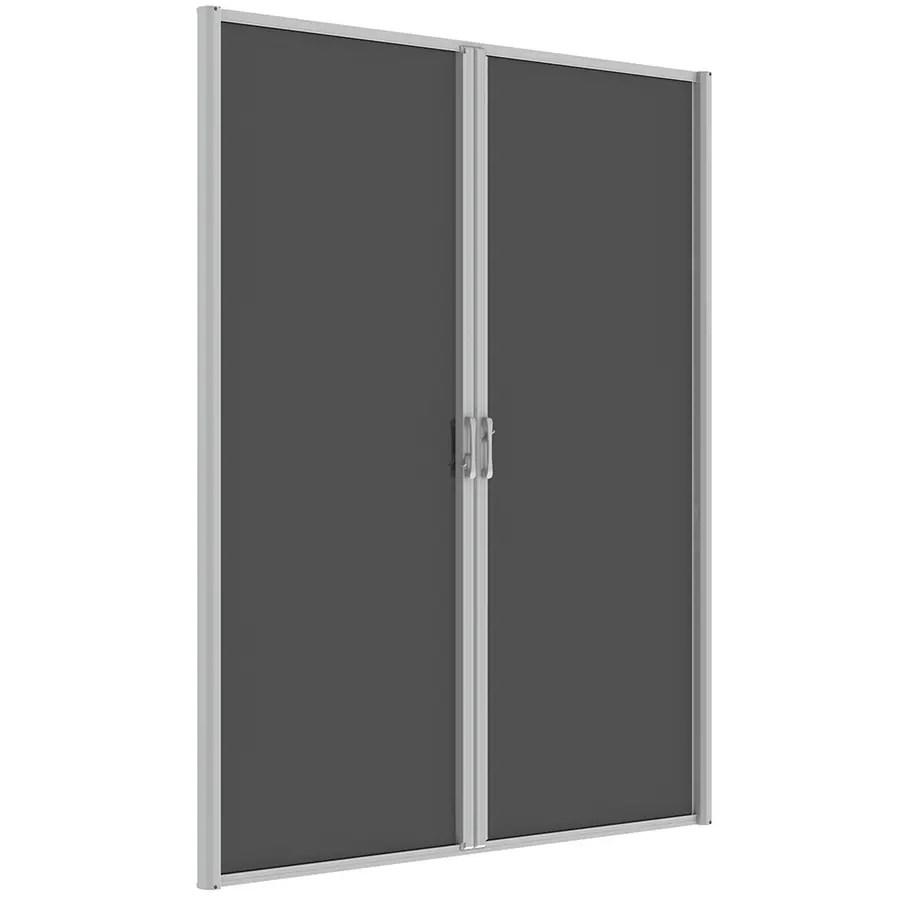jeld wen white screen door common 72x 87 actual 72 x 87 lowes com