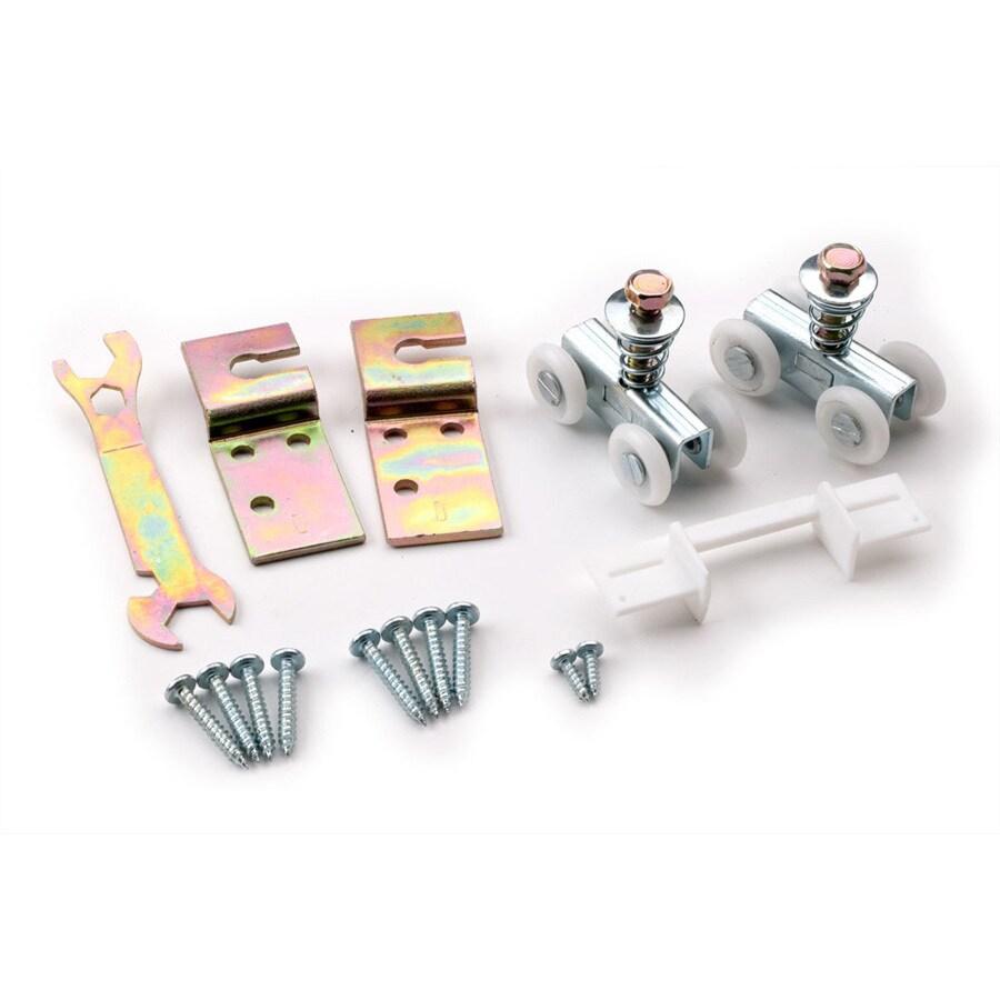 Shop Jeld Wen Pocket Door Hardware Kit At Lowes Com