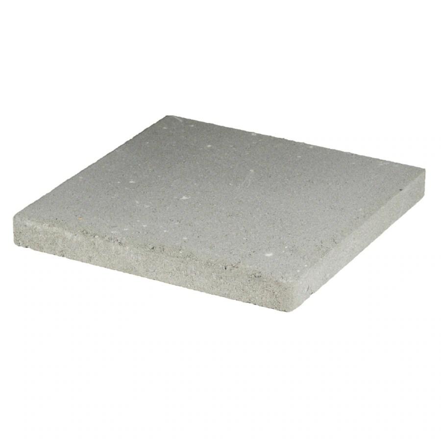square 16 in l x 16 in w x 2 in h patio stone lowes com