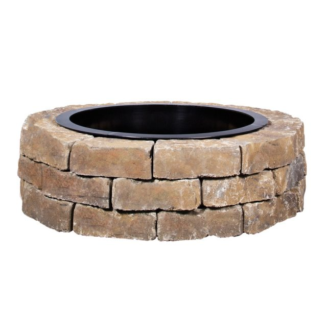fire pit project kits at lowes
