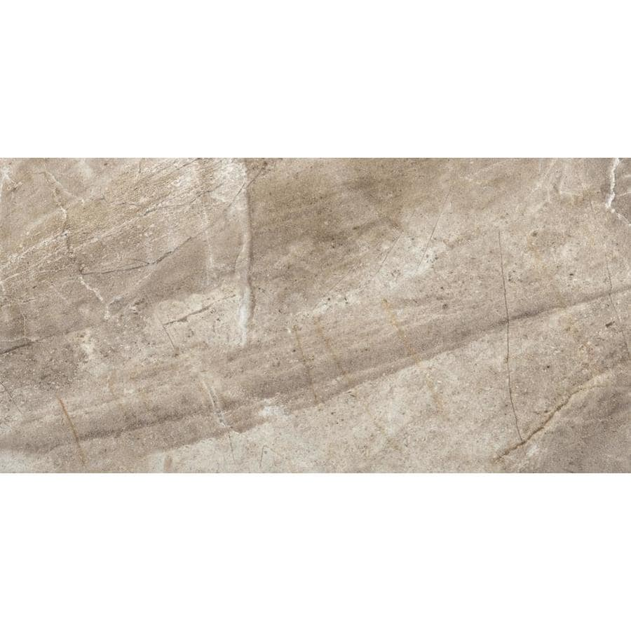 emser eurasia 6 pack cafe 12 in x 24 in glazed porcelain stone look floor and wall tile