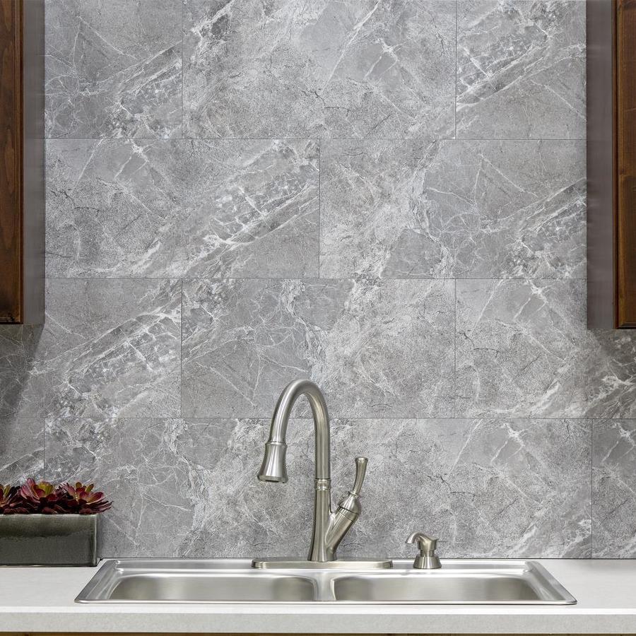 light gray slate wall panel