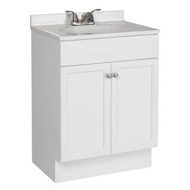 Undermount Sinkadd Premium Durable Style To Your Bathroom With The 61 X 22 Marble Vanity Top Featuring A Matching Backsplash And Pre Drilled Holes