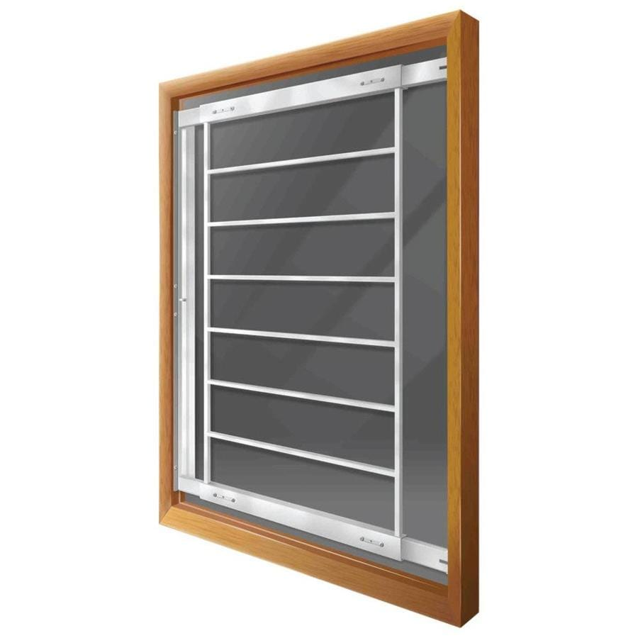 Shop Mr Goodbar F 29 In X 41 In White Swing Away Window