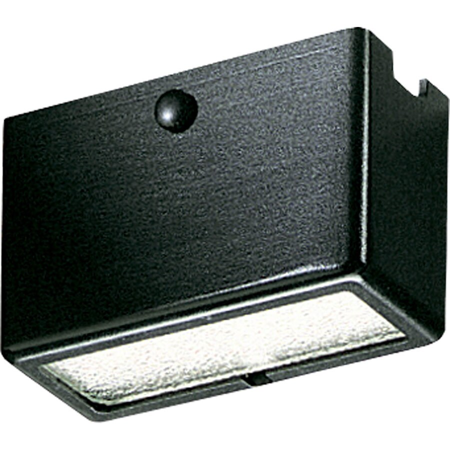 Progress Lighting 13 Watt Black Low Voltage Plug In Rail