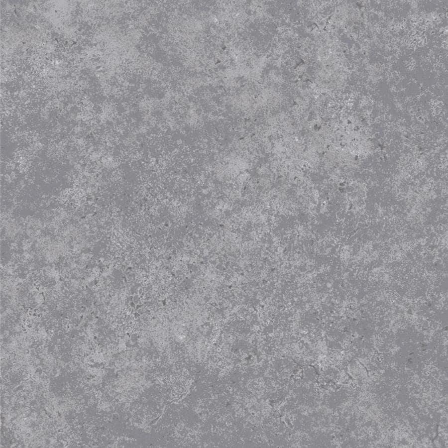 viena garda gray gray 12 in x 12 in glazed ceramic stone look wall tile lowes com