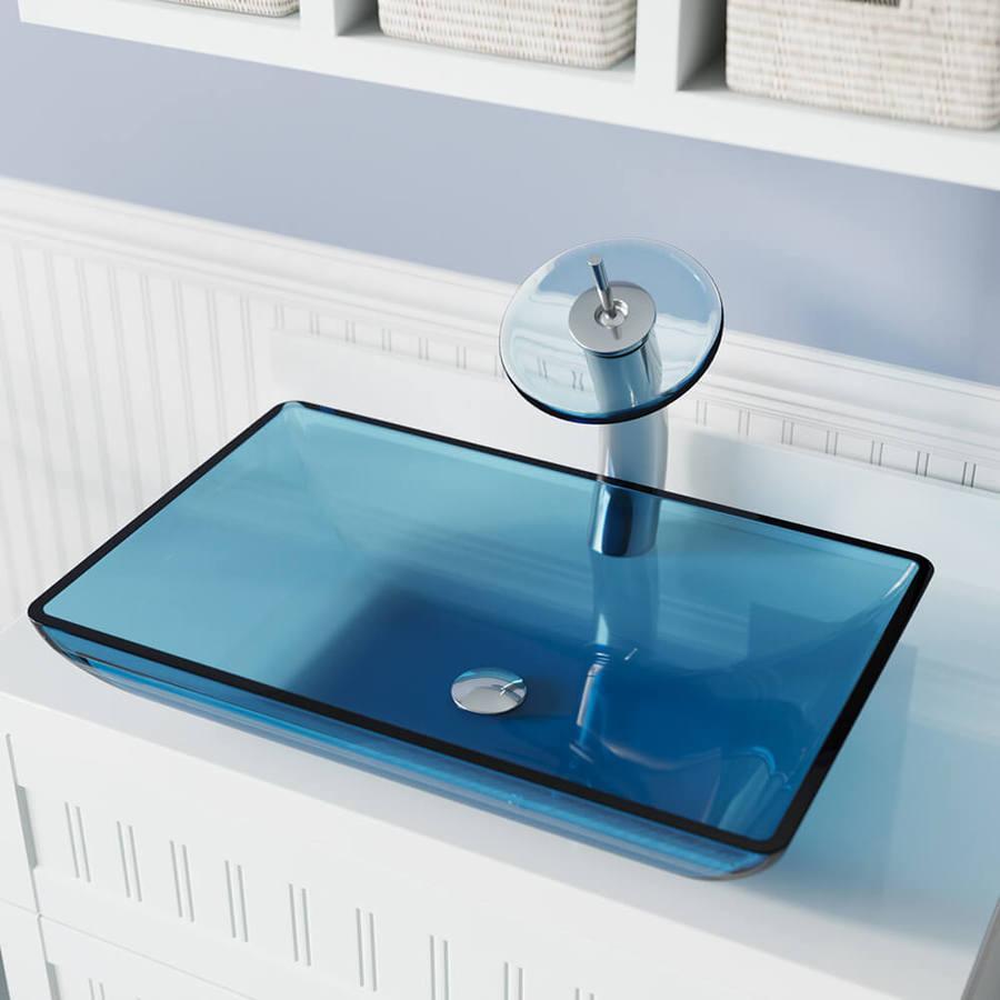 blue bathroom pedestal sinks at lowes com