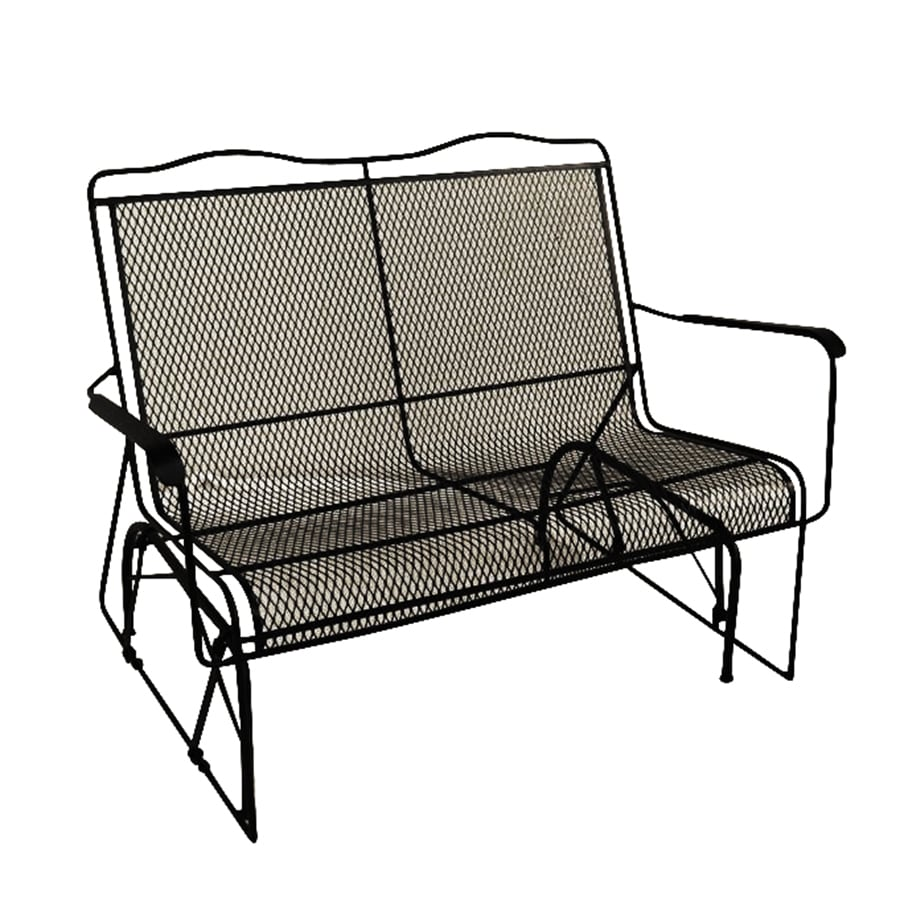 wrought iron patio chairs at lowes com