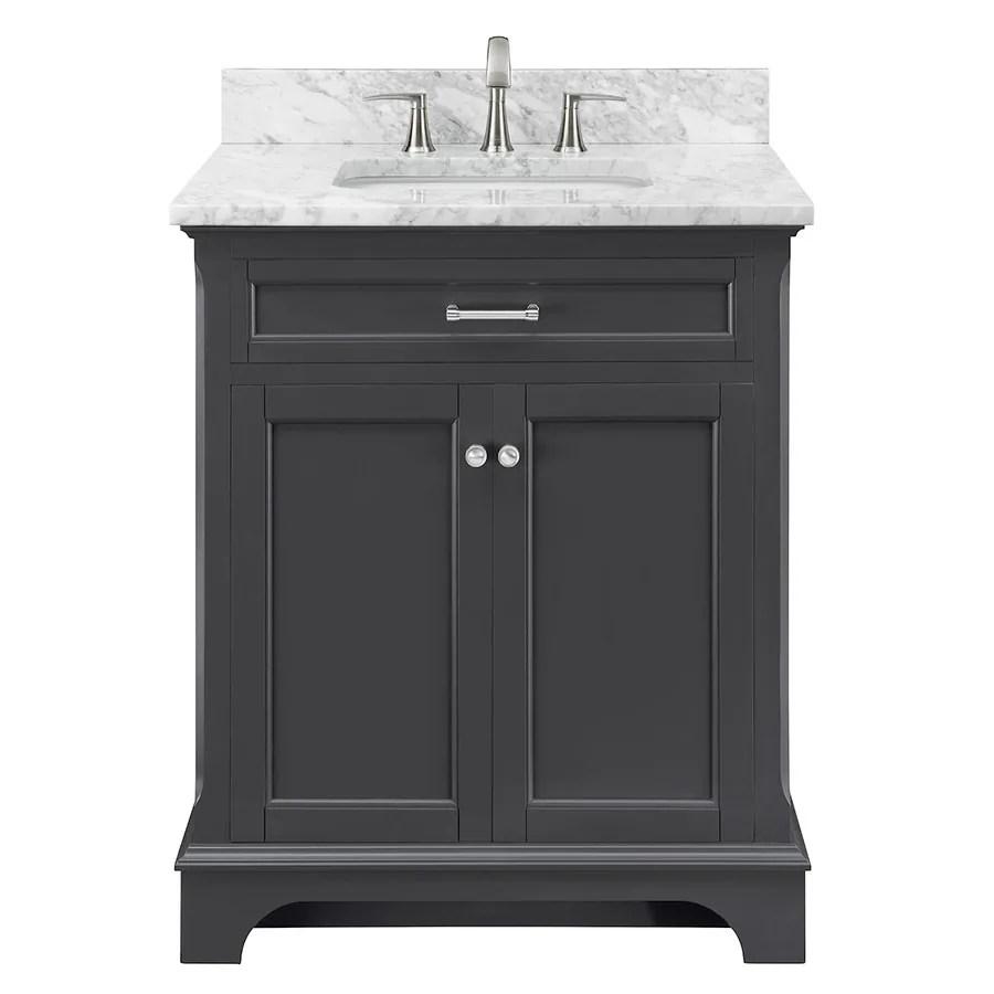 shop bathroom vanities at lowes