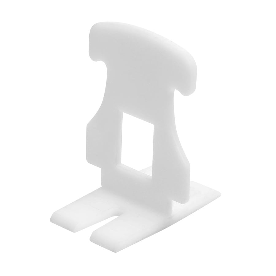 project source 100 pack 1 18 in w x 1 57 in l 1 16 in plastic tile spacer