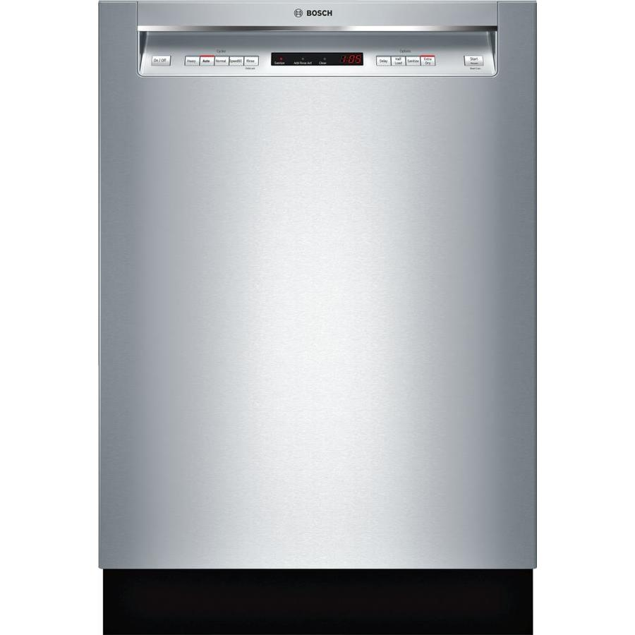 Bosch Built In Dishwashers At Lowes Com