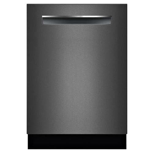 Bosch 800 42 Decibel Top Control 24 In Built In Dishwasher Black