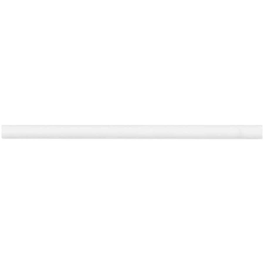 satori bianco dolomite polished 5 8 in x 12 in polished natural stone marble look wall tile