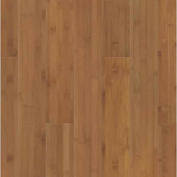 Shop Hardwood Flooring at Lowes com Display product reviews for 3 78 in Spice Bamboo Solid Hardwood Flooring   23 8 sq