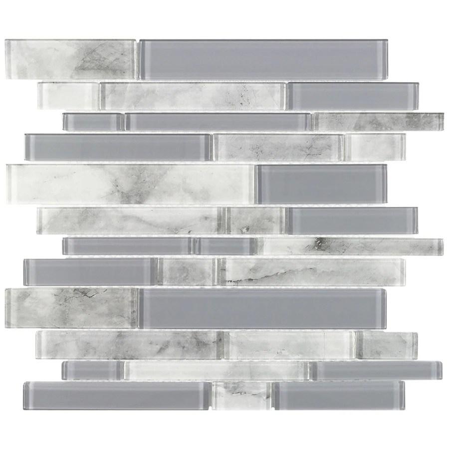 elida ceramica ashview ridge grey 12 in