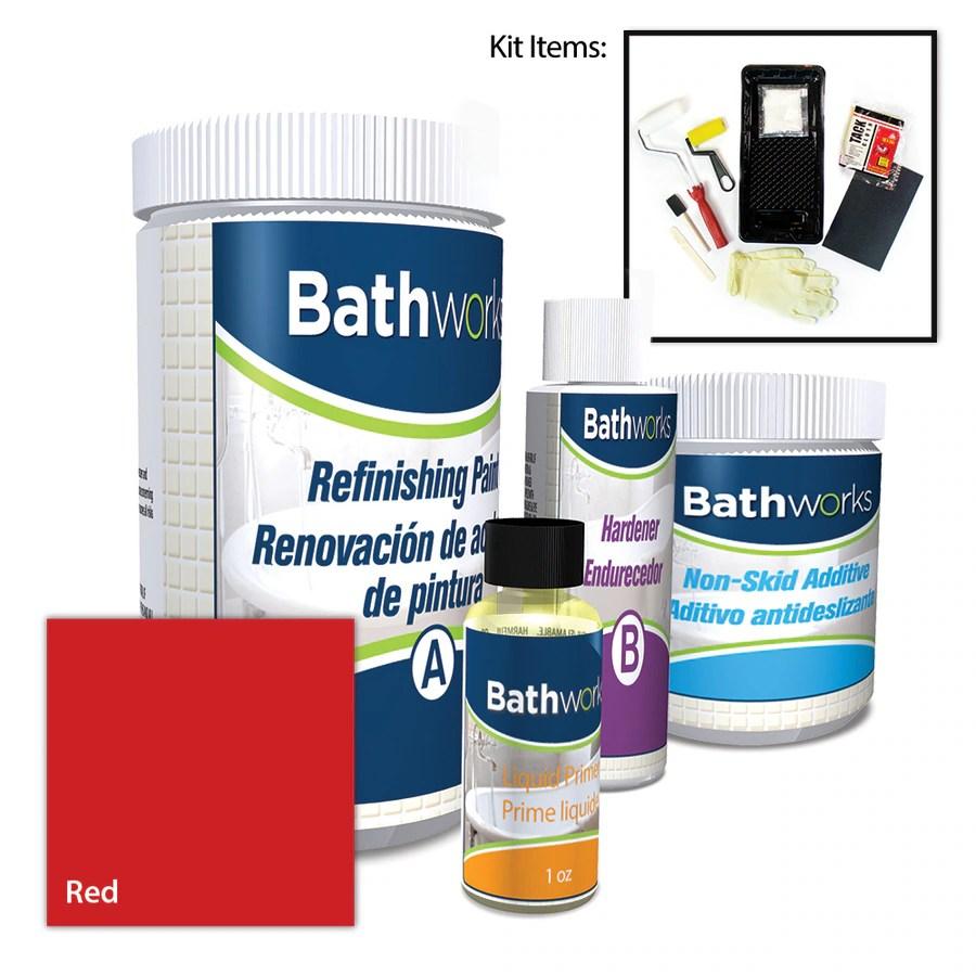 tub and tile resurfacing kit