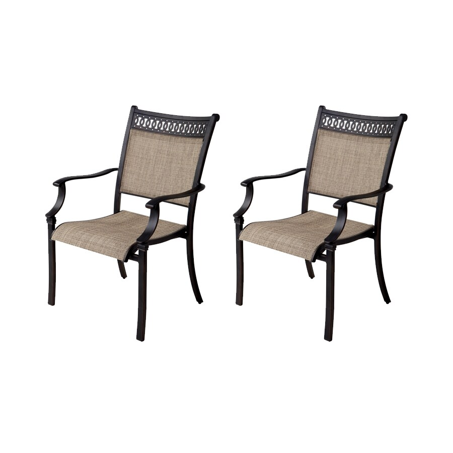 patio chairs department at lowes