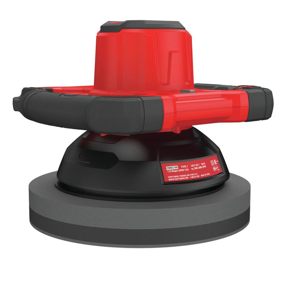 Craftsman 10 In Variable Speed Corded Polisher In The Corded