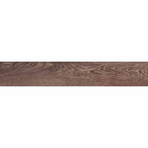 Shop Wood Look Tile at Lowes com Style Selections Natural Timber Chestnut Wood Look Porcelain Slip  Resistance Floor and Wall Tile  Common