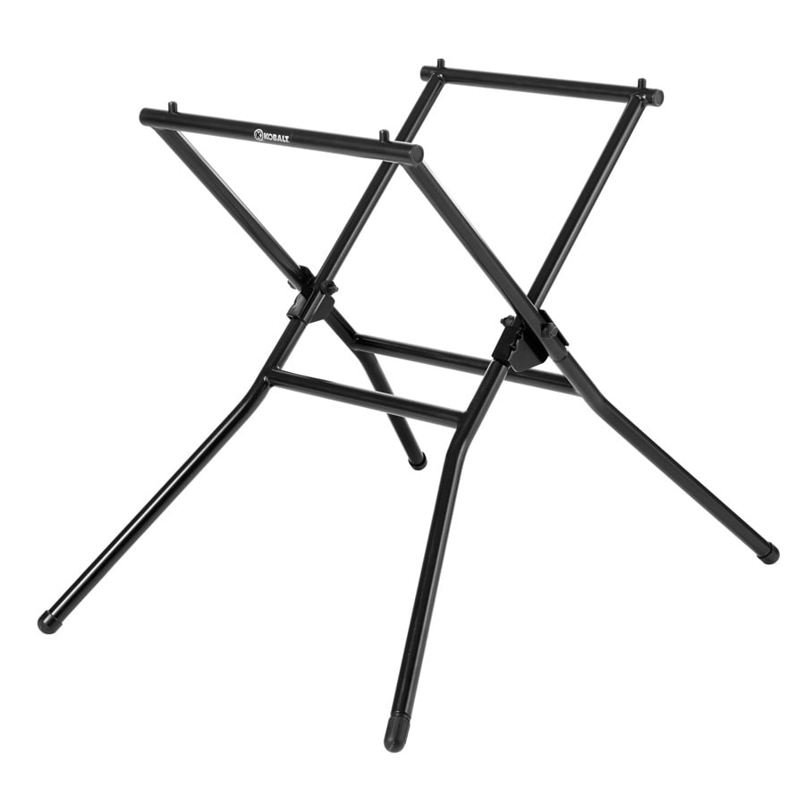 kobalt steel adjustable rolling tile saw stand
