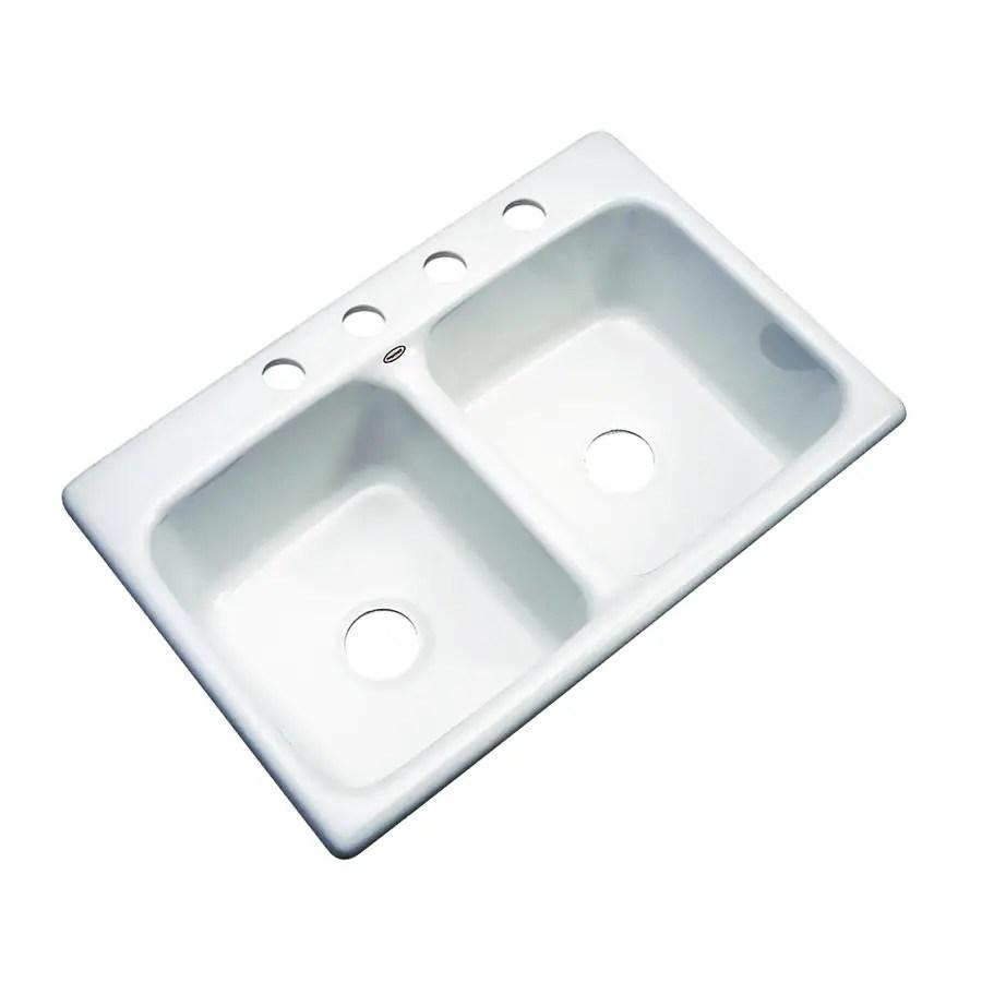 4 hole kitchen sink