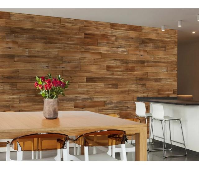 Design Innovations Reclaimed Ship Lap   Sq Ft Seasoned Wood Shiplap Wall Plank Kit