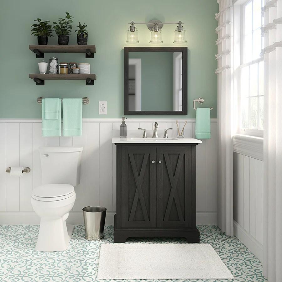 shop unbranded fresh farmhouse bathroom