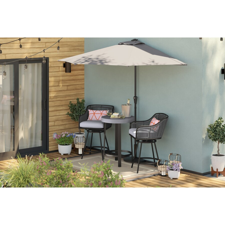 balcony patio dining sets at lowes com