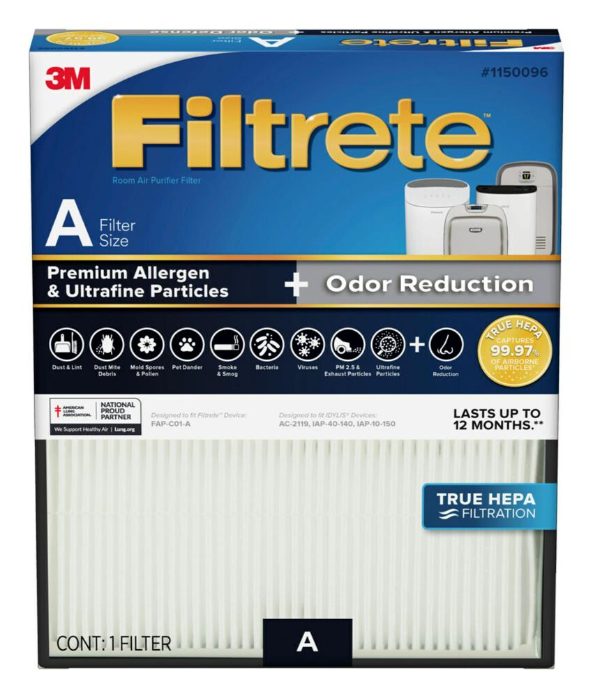 If anything goes wrong with your 500-750CFM Air Scrubber 110V Rental we guarantee a working replacement on-site within hours. Filtrete Premium Allergen And Ultrafine Particles Size A True Hepa Air Purifier Filter In The Air Purifier Filters Department At Lowes Com