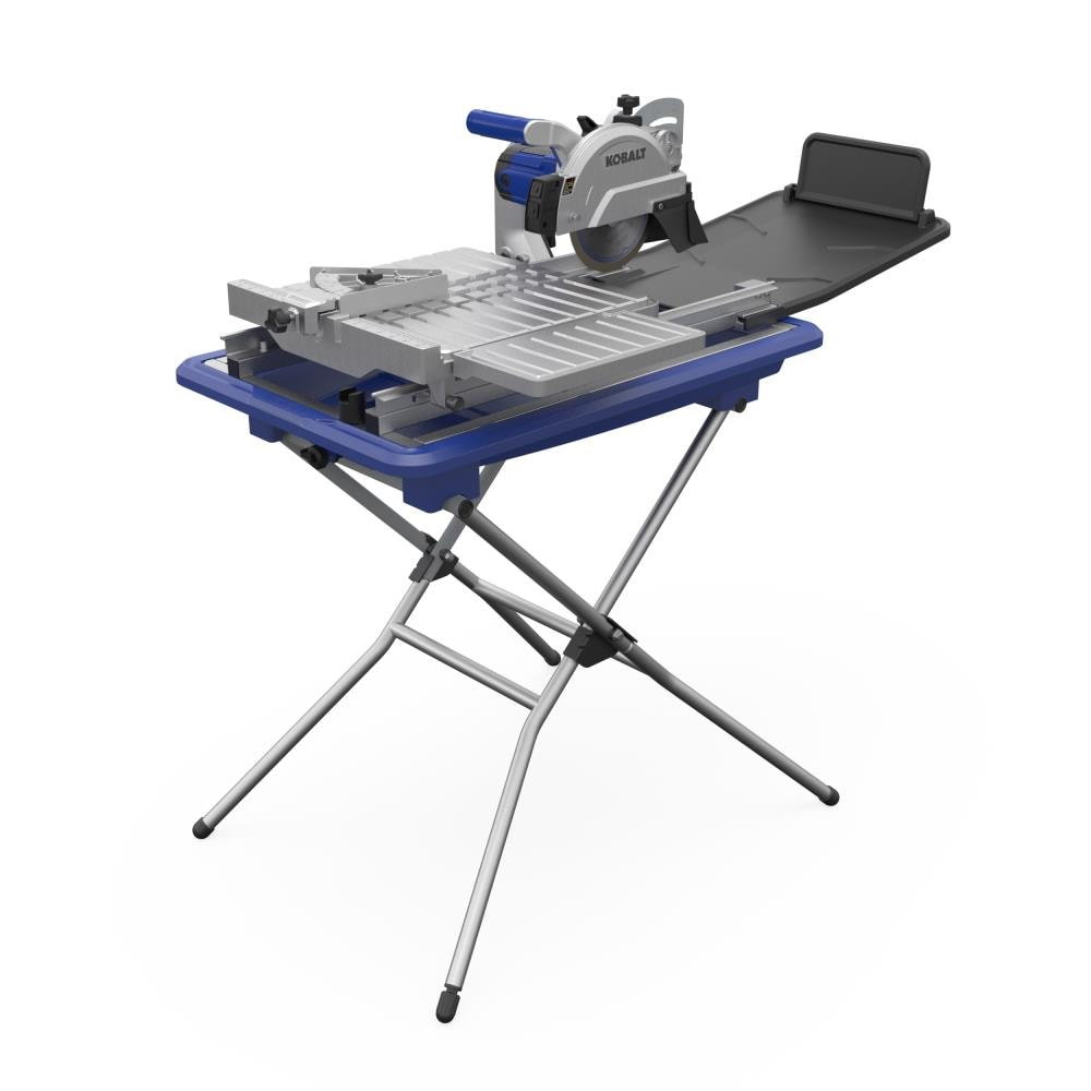 MASTERCRAFT MD17E FLOOR SCRUBBER 17. Kobalt 7 In 10 Amp Wet Sliding Table Tile Saw With Stand In The Tile Saws Department At Lowes Com