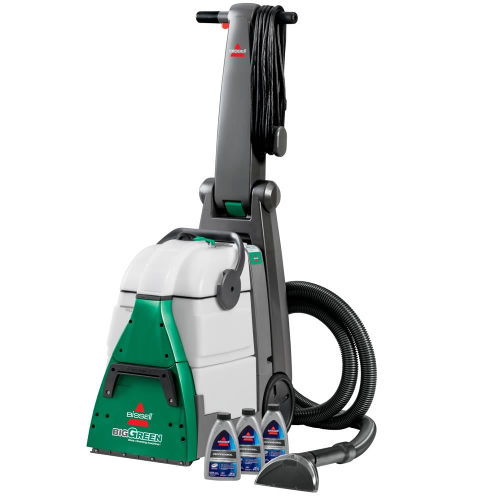 Renting a BISSELL carpet cleaner starts at 2999 for a 24 hour rental period or 3999 for a 48 hour rental period prices subject to change at each location. Bissell Big Green Carpet Cleaner In The Carpet Cleaners Department At Lowes Com