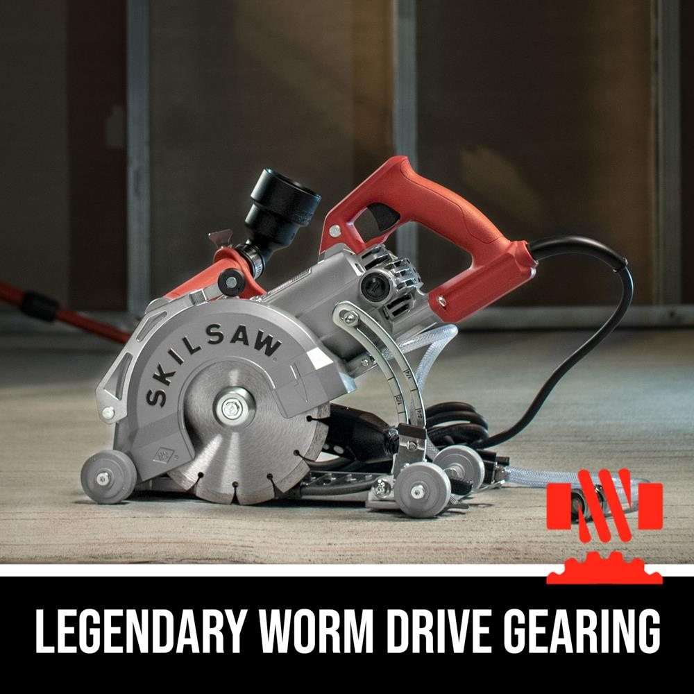 Lowes Tools Rental Program is a program set up by Lowes to provide. Skil 7 In Worm Drive Corded Concrete Saw In The Concrete Saws Department At Lowes Com