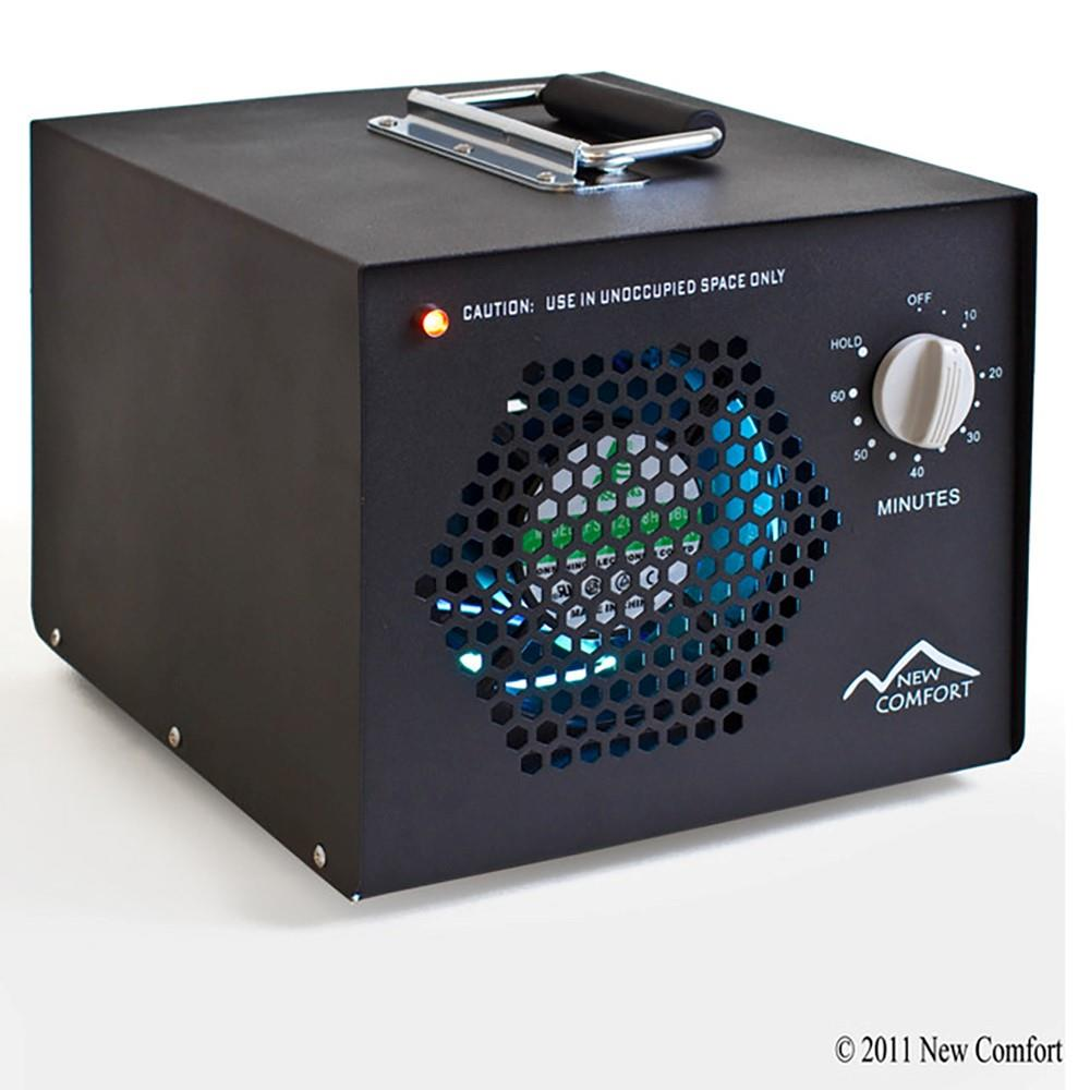 Air Scrubber 2400 CFM 115V Electric Powered. New Comfort 1 Speed Covers 4000 Sq Ft Hepa Black Air Purifier In The Air Purifiers Department At Lowes Com