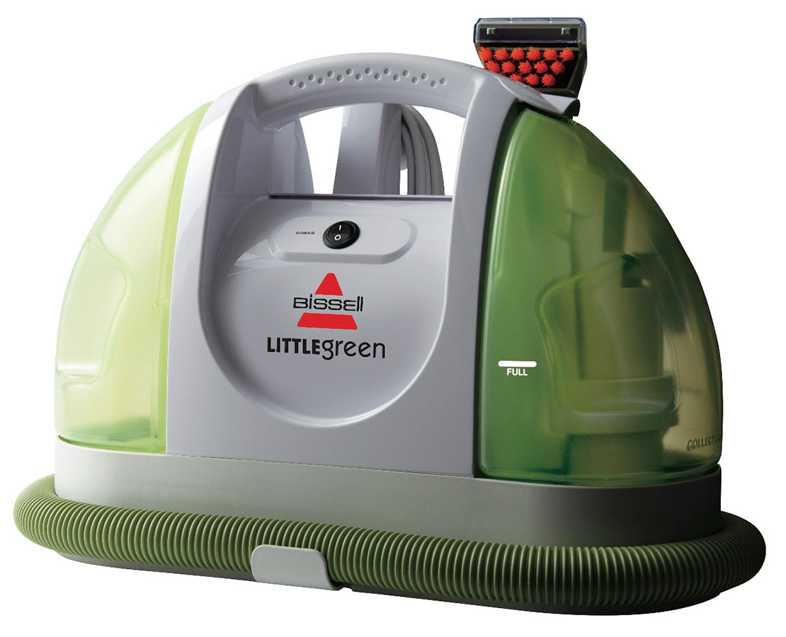 Click below to find out where to rent a carpet cleaner near you. Bissell Little Green Carpet Cleaner In The Carpet Cleaners Department At Lowes Com
