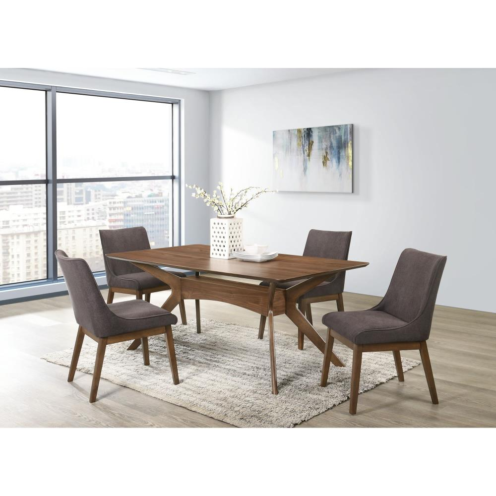 Picket House Furnishings Picket House Furnishings Ronan 5pc Dining Set Table And Four Arm Chairs In The Dining Room Sets Department At Lowes Com