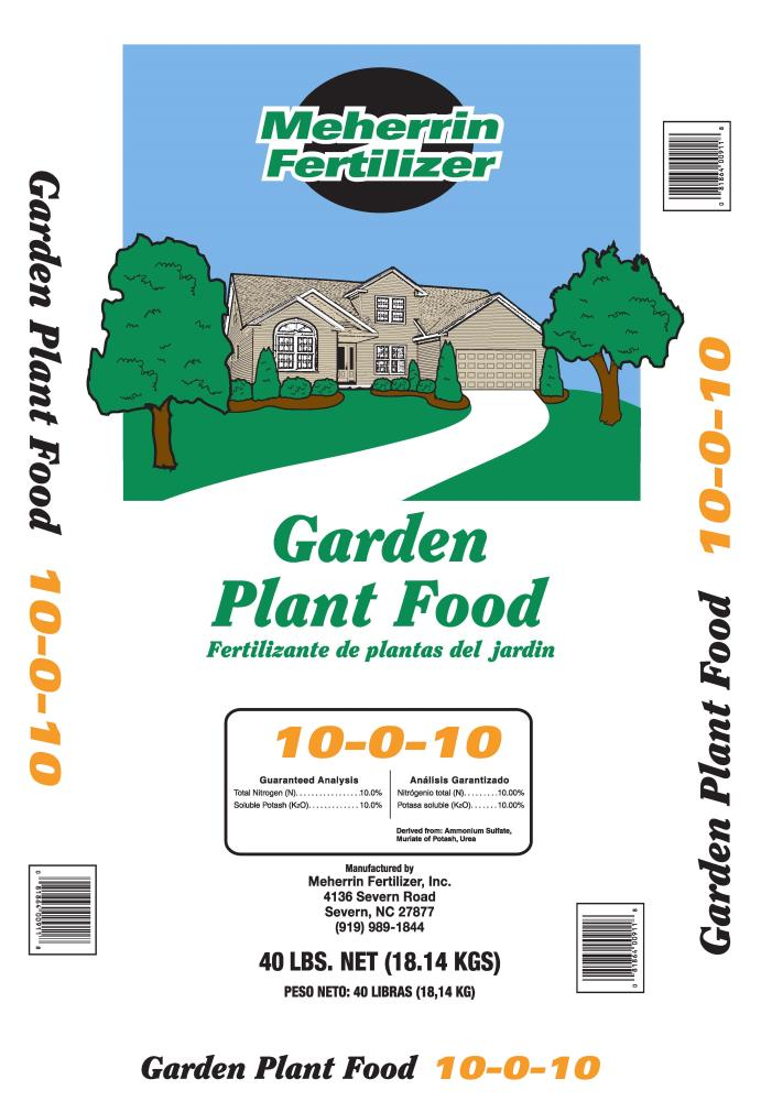 Unbranded 10 0 10 Garden Plant Food In The Lawn Fertilizer Department At Lowes Com
