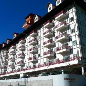 Misty Apartments Iris House Resort