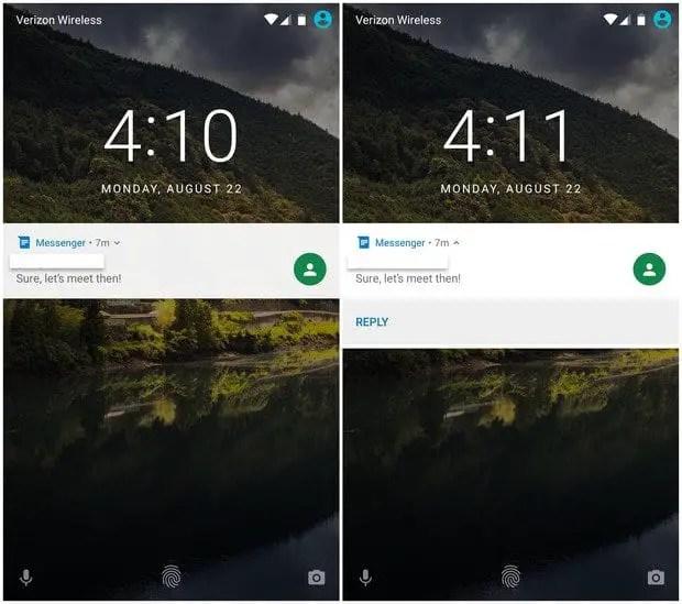 android-nougat-lock-screen